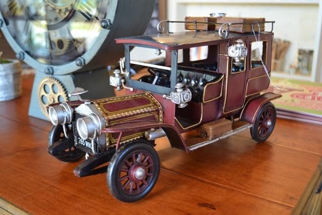 ブリキ おもちゃ クラシックカー